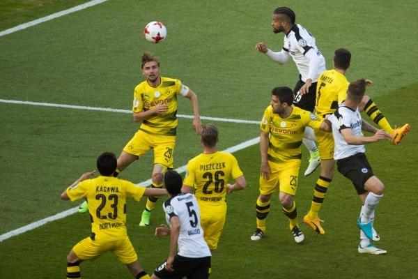 DFB-Pokal Finále 2017: Eintracht Frankfurt - Borussia Dortmund