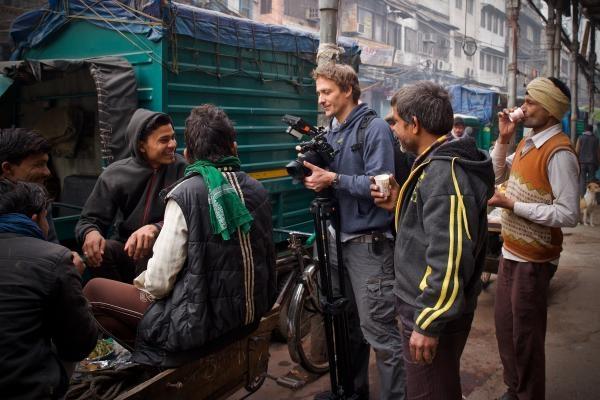 Dokument Na cestě po Dillí
