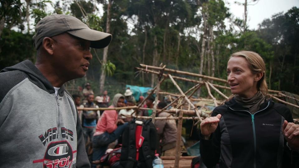 Dokument Madagaskar - les zázraků