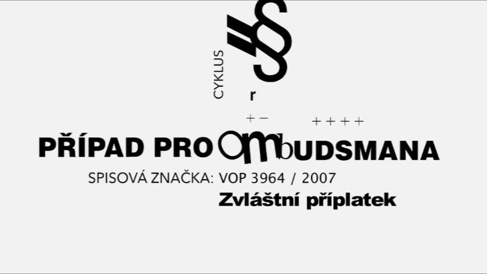 Dokument Případ pro ombudsmana