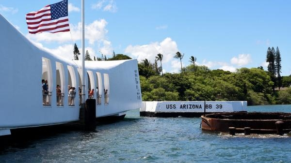 Pearl Harbor: Do útrob Arizony
