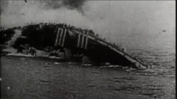 Dokument Potopení lodě Ss Mendi