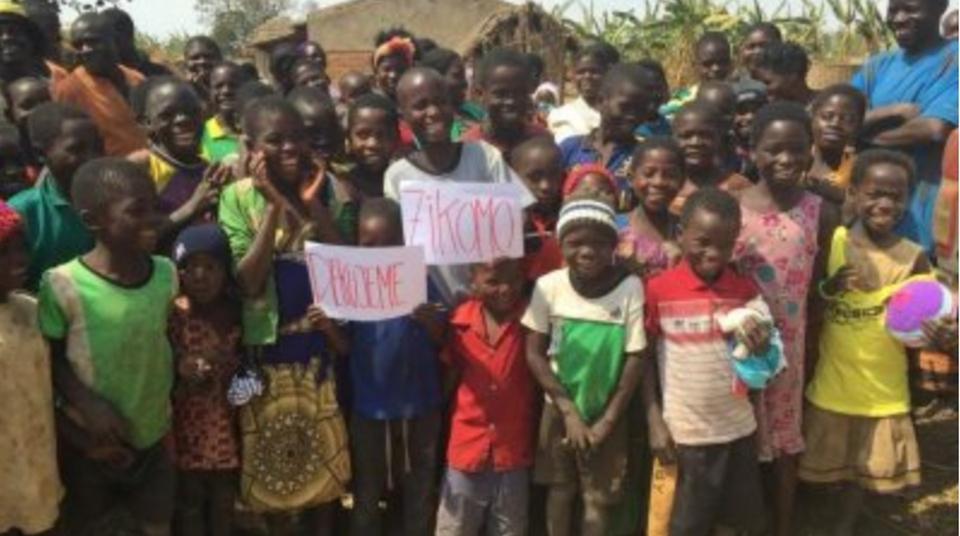 Dokument Čas pro Malawi