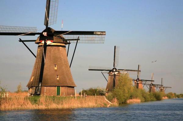 Dokument Na cestě po Holandsku