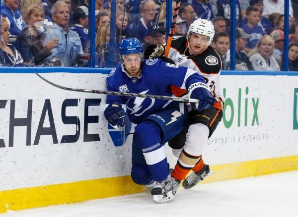Anaheim Ducks - Tampa Bay Lightning