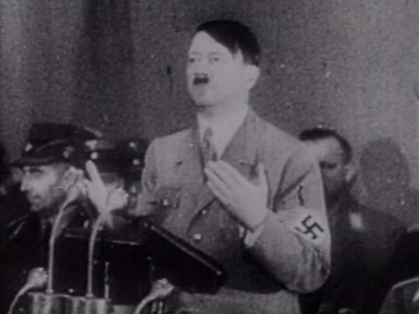 Dokument Příběh Adolfa Hitlera