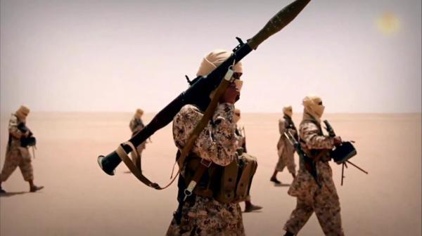 Islámský stát - Daesh