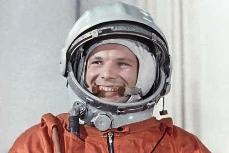 Dokument Jurij Gagarin, první člověk ve vesmíru