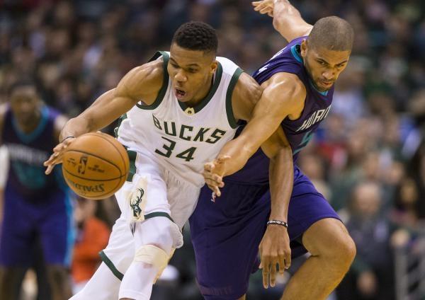 Charlotte Hornets - Milwaukee Bucks