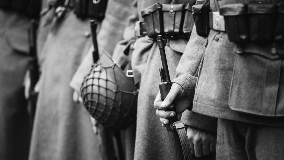Dokument Historie druhé světové války