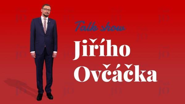Talk show Jiřího Ovčáčka