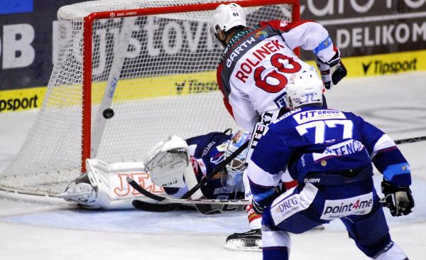 Hokej: Generali play off Tipsport extraligy