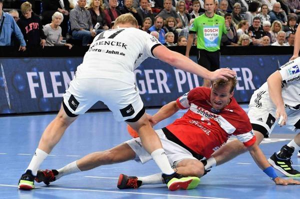 Bergischer HC - THW Kiel