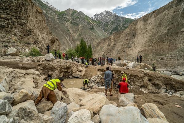 Dokument Na cestě po Velkém Karakorumu