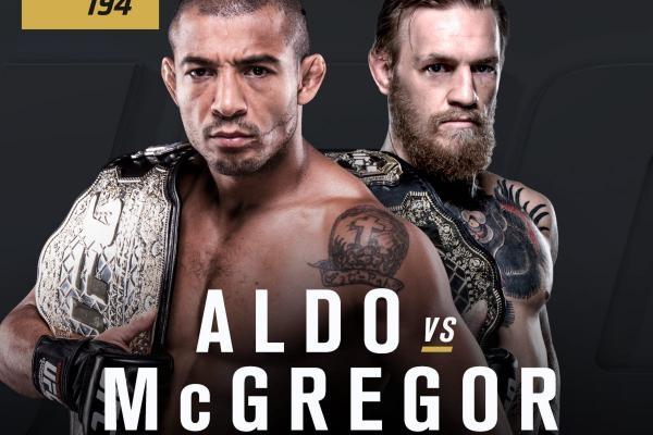 UFC Embedded: Aldo vs. McGregor