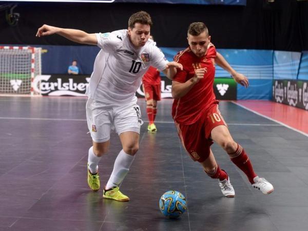 Futsal: Česko - Kazachstán