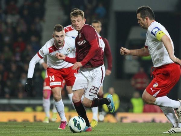 Fotbal: AC Sparta Praha - FC Viktoria Plzeň
