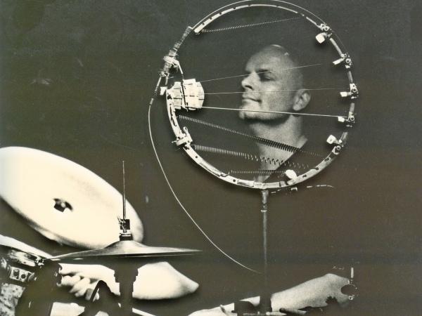 Pavel Fajt, bubeník