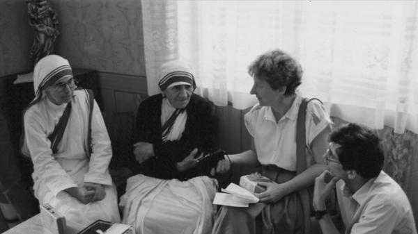 Dokument 25. výročí návštěvy Matky Terezy na Slovensku