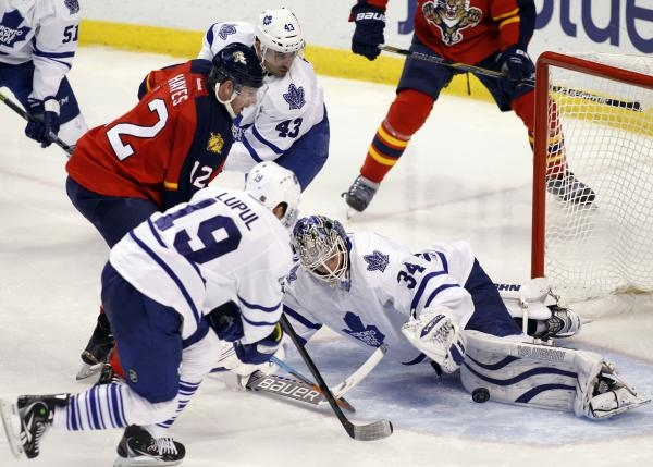 Toronto Maple Leafs - Florida Panthers