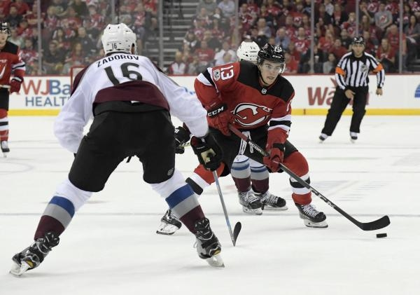 Colorado Avalanche - New Jersey Devils