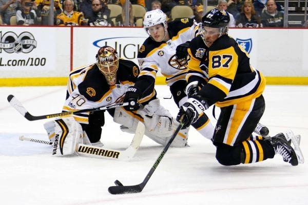 Pittsburgh Penguins - Boston Bruins