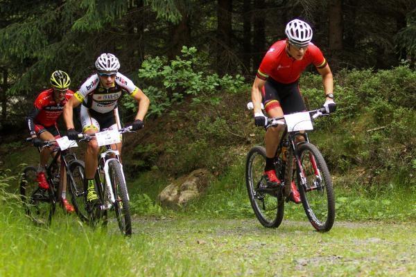 Horská kola: Ralsko MTB Tour České spořitelny