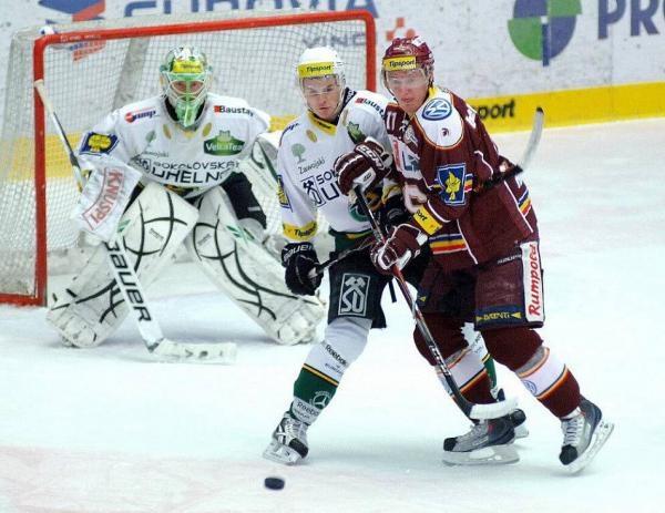 Hokej: HC Energie Karlovy Vary - HC Sparta Praha