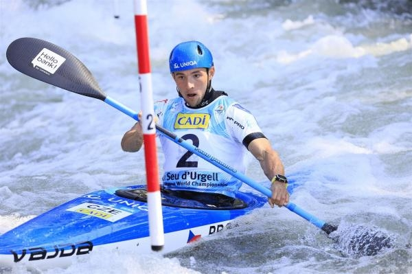 Vodní slalom: ME 2021 Itálie
