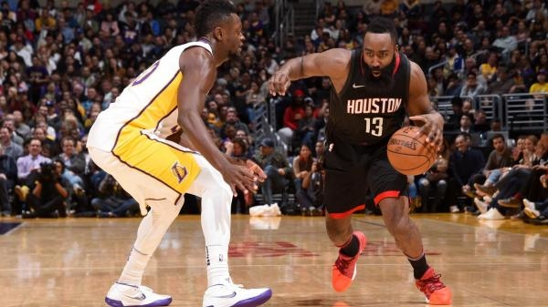Houston Rockets - Los Angeles Lakers