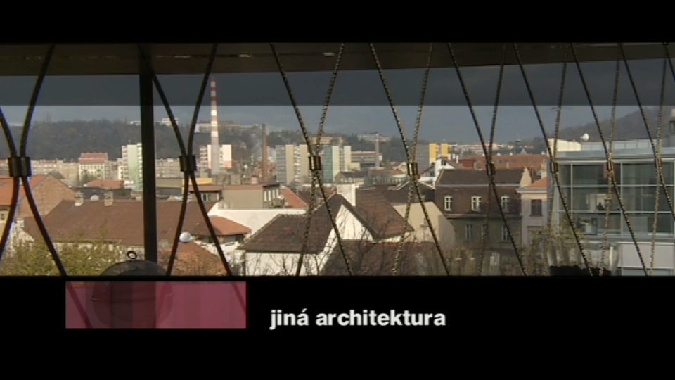 Documentary Jiná architektura