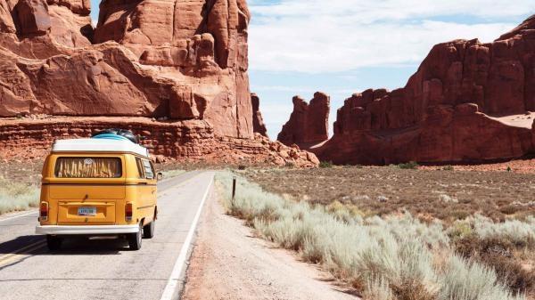 Cestování v 70. letech
