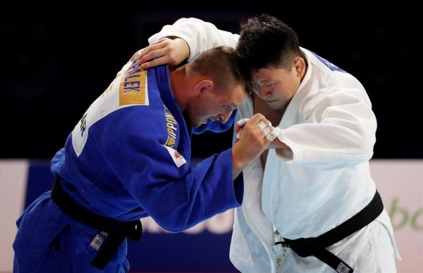 Judo: IJF World Tour 2020 Maďarsko