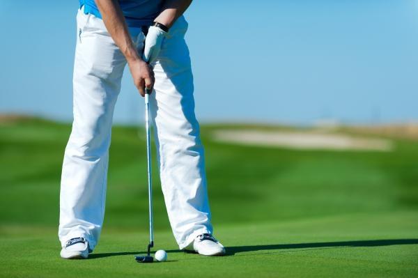Sport vregionech: Golf pro Paraple, Karlovy Vary
