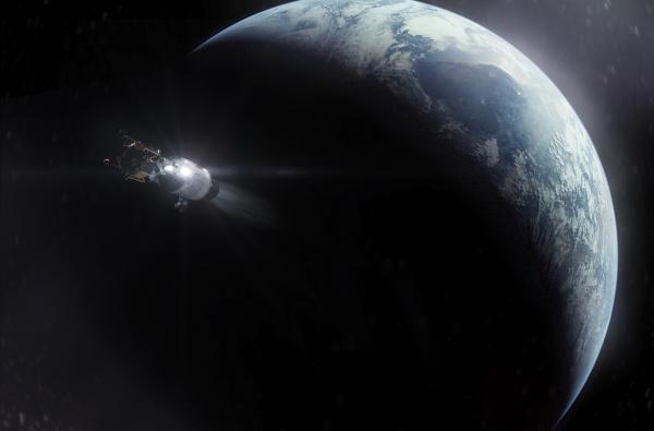 Dokument Na Měsíc a zpět za 8 dnů
