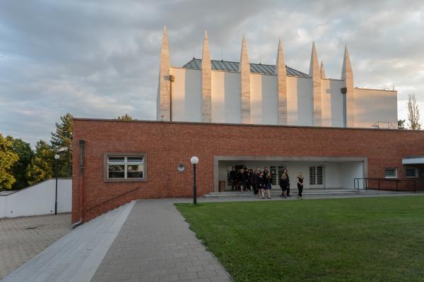 Dokument Ztracený architekt Ernst Wiesner