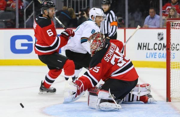 San Jose Sharks - New Jersey Devils