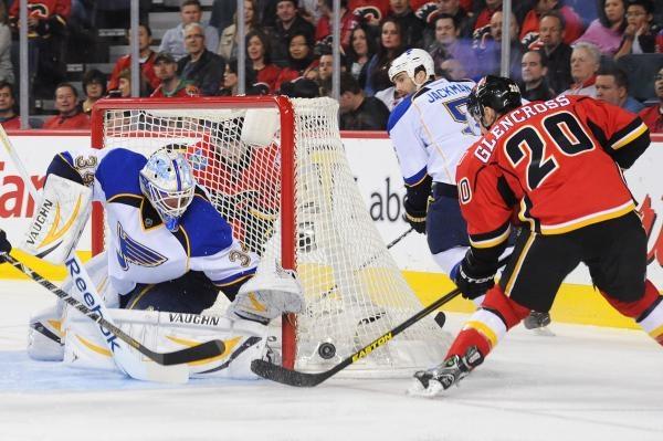 Calgary Flames - St. Louis Blues