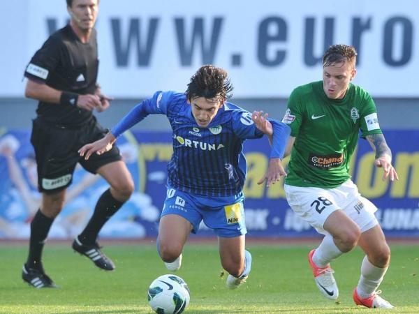 Fotbal: FC Slovan Liberec - FK Jablonec