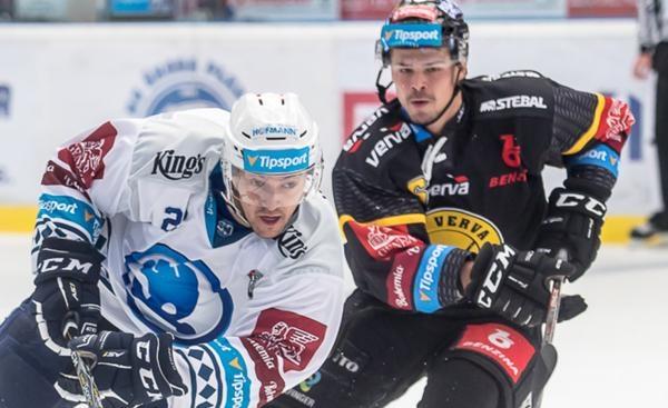 Hokej: HC VERVA Litvínov - HC Škoda Plzeň