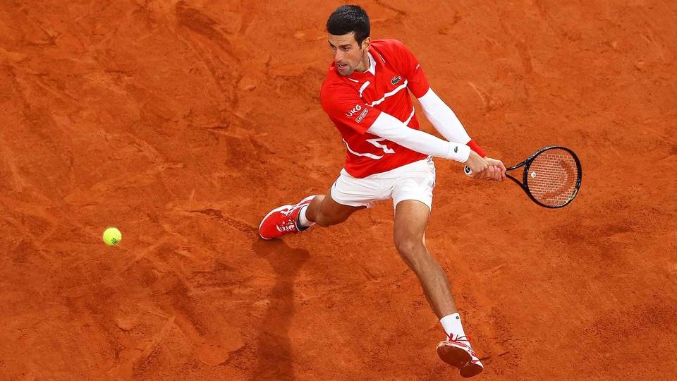 Tenis: Novak Djokovič - Matteo Berrettini