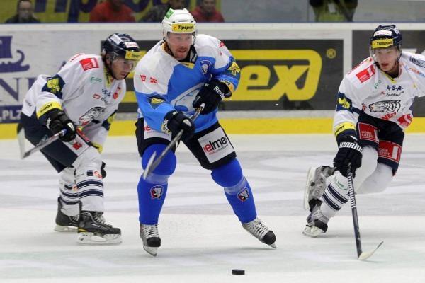 Hokej: HC Škoda Plzeň - Bílí Tygři Liberec