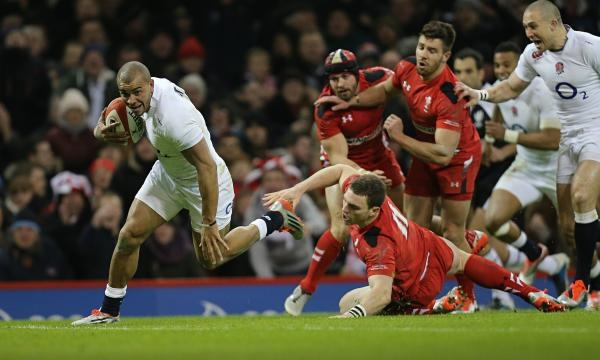Wales - Anglie