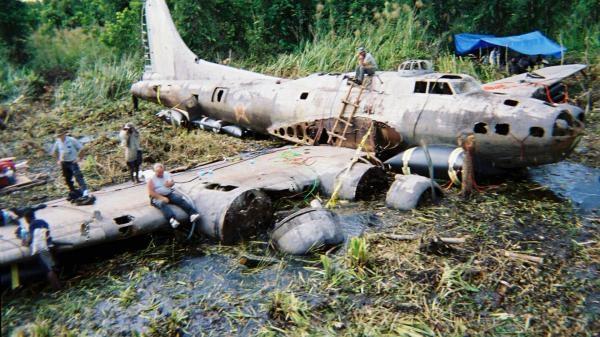 Bombowiec B17. Duch z bagien
