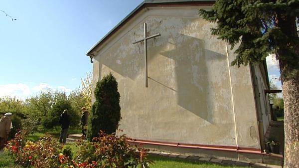 Vytrženo z metropole: Kostel v kolonii