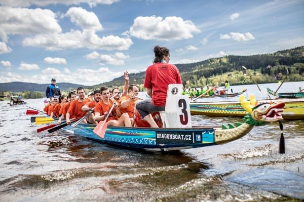 Sport v regionech: Lipno sport fest 2021