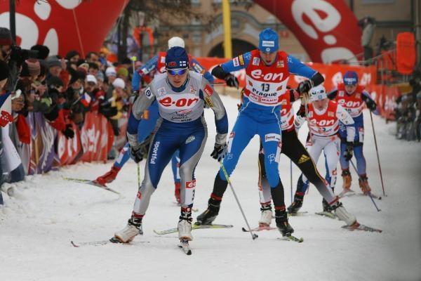 Tour de Ski Itálie