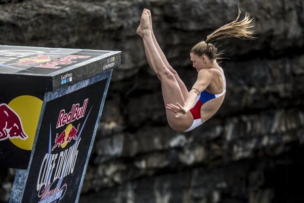 Cliff Diving World Series 2019 - Španělsko