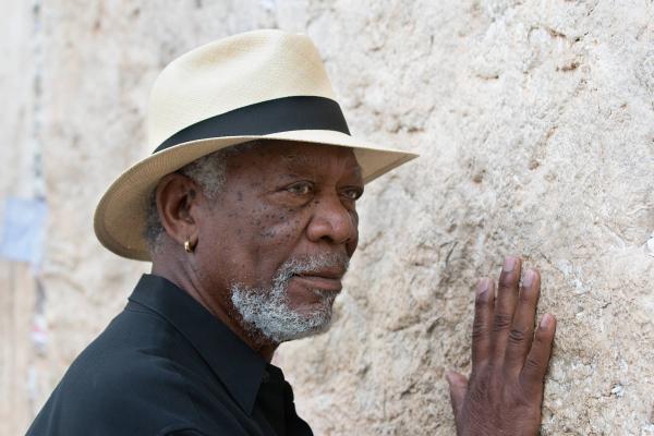 Po stopách človeka s Morganom Freemanom