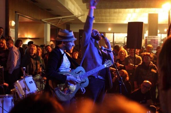 Dokument Blues Alive Šumperk 2007
